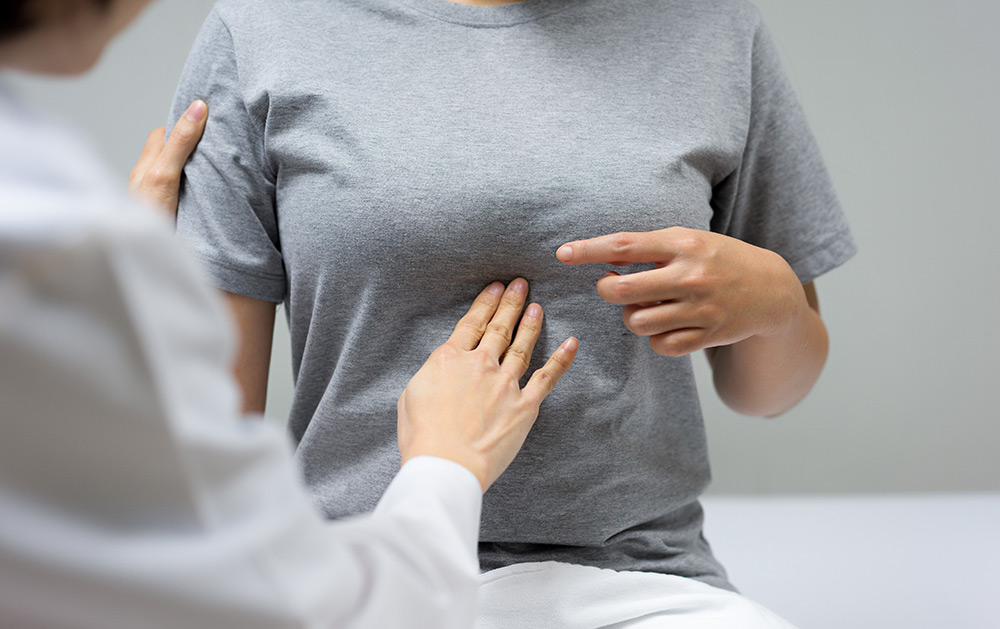 Bauchdiagnose TCM